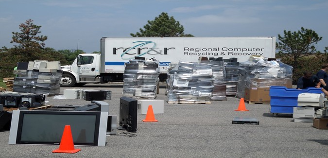 British American's 7th Annual  Electronics Recycling Day - Tuesday, May 23rd