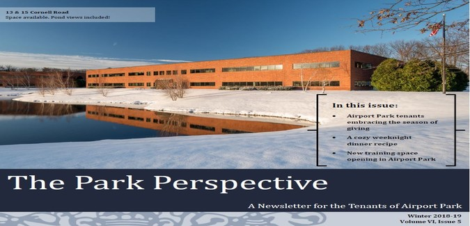 Winter Newsletter Now Available